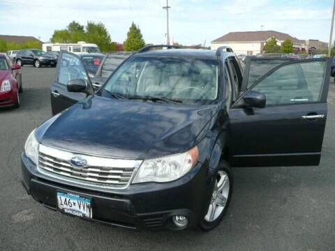 2010 Subaru Forester for sale at Prospect Auto Sales in Osseo MN