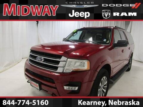 2016 Ford Expedition EL for sale at MIDWAY CHRYSLER DODGE JEEP RAM in Kearney NE