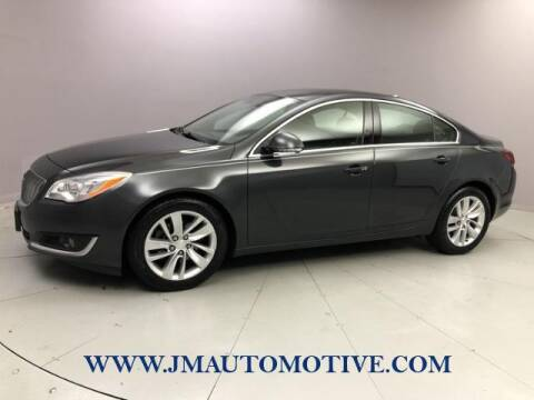 2015 Buick Regal for sale at J & M Automotive in Naugatuck CT