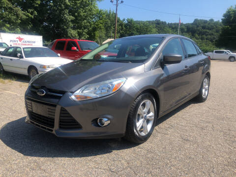 2012 Ford Focus for sale at Used Cars 4 You in Carmel NY