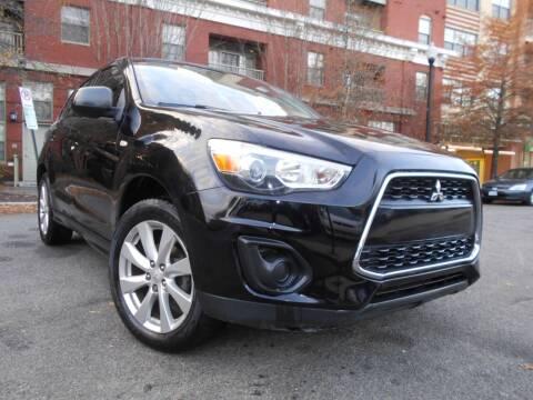 2013 Mitsubishi Outlander Sport for sale at H & R Auto in Arlington VA