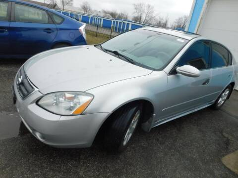 2004 Nissan Altima for sale at Safeway Auto Sales in Indianapolis IN