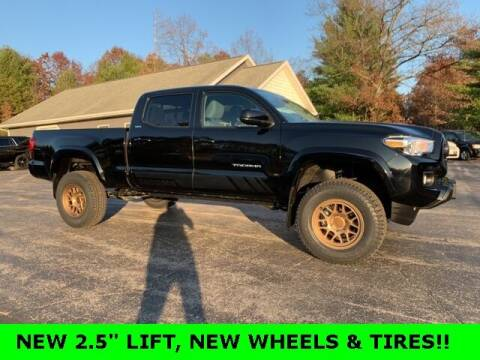 2019 Toyota Tacoma for sale at Drivers Choice Auto & Truck in Fife Lake MI