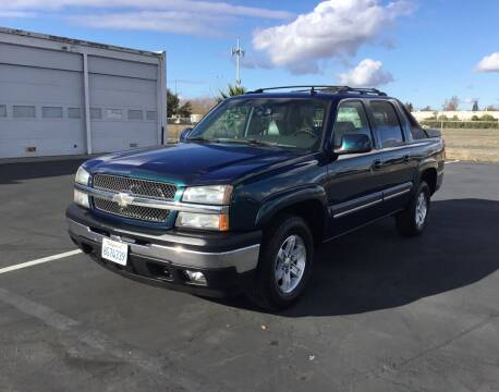 2006 Chevrolet Avalanche for sale at My Three Sons Auto Sales in Sacramento CA