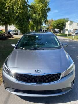2018 Kia Forte for sale at Roadmaster Auto Sales in Pompano Beach FL