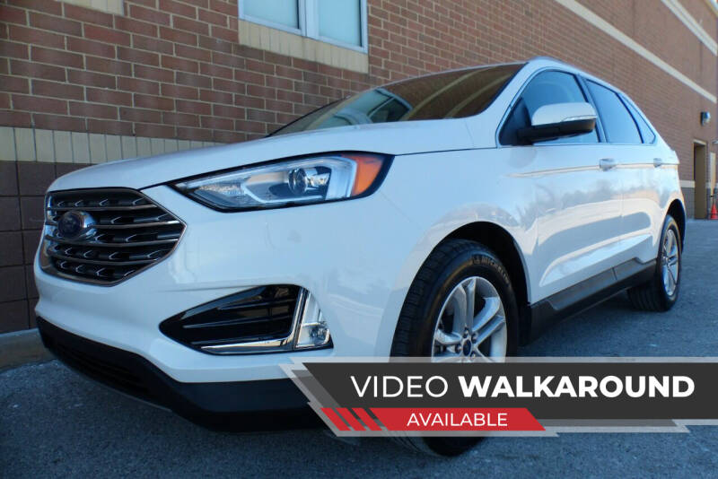 2020 Ford Edge for sale at Macomb Automotive Group in New Haven MI