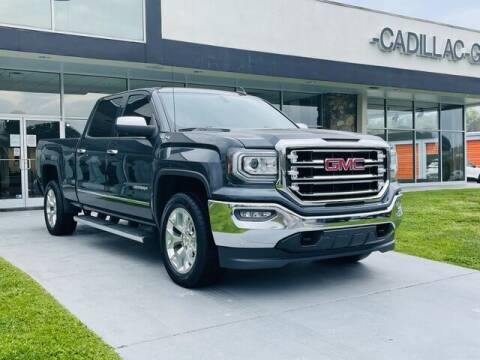 2018 GMC Sierra 1500 for sale at RUSTY WALLACE CADILLAC GMC KIA in Morristown TN