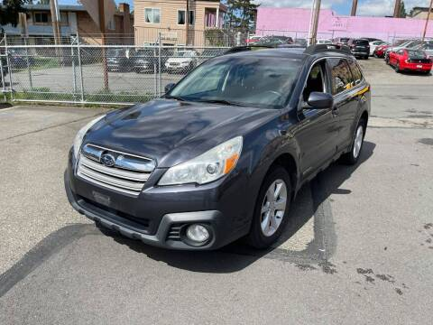 2013 Subaru Outback for sale at SNS AUTO SALES in Seattle WA