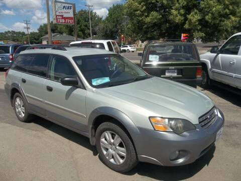 2005 Subaru Outback for sale at A Plus Auto Sales in Sioux Falls SD