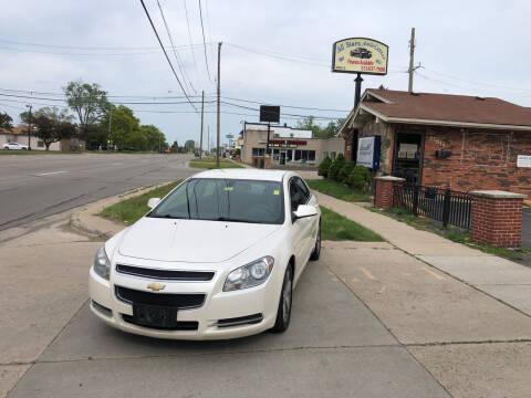 2011 Chevrolet Malibu for sale at All Starz Auto Center Inc in Redford MI