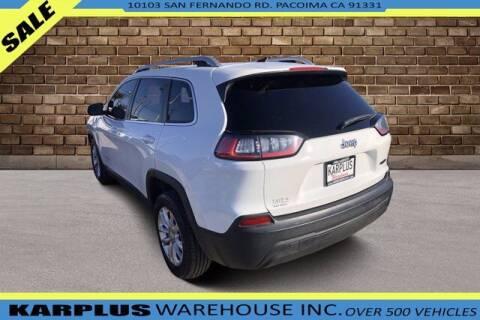 2019 Jeep Cherokee for sale at Karplus Warehouse in Pacoima CA