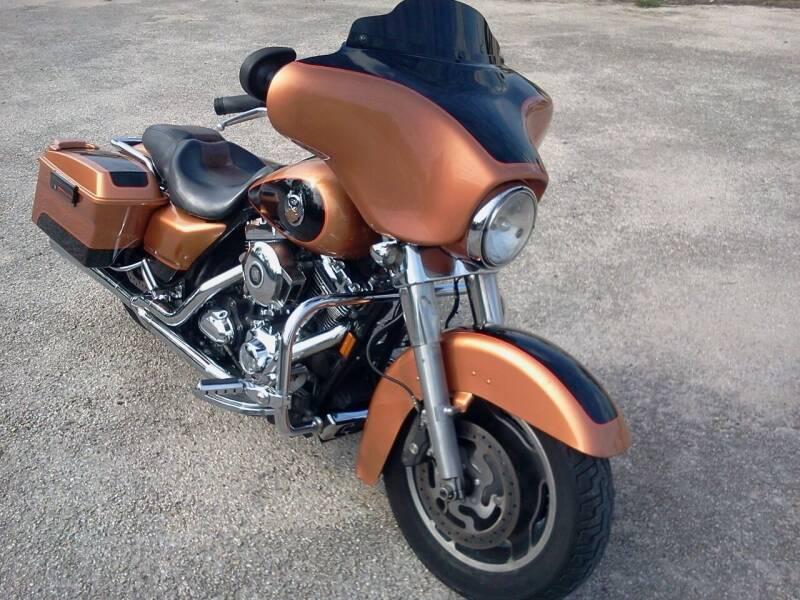 2008 Harley-Davidson Street Glide Anniversary
