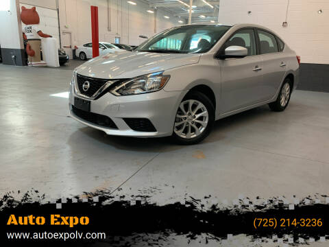 2018 Nissan Sentra for sale at Auto Expo in Las Vegas NV