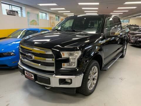 2017 Ford F-150 for sale at Newton Automotive and Sales in Newton MA