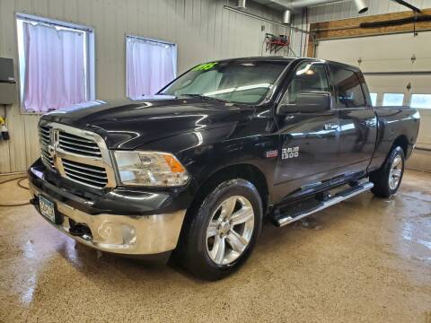 2014 RAM Ram Pickup 1500 for sale at Sand's Auto Sales in Cambridge MN