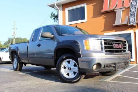 2008 GMC Sierra 1500 for sale at Driveline LLC in Jacksonville FL
