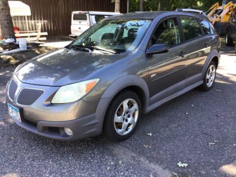 2006 Pontiac Vibe for sale at Sparkle Auto Sales in Maplewood MN