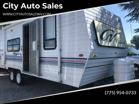 Forest River  Wildwood for sale at City Auto Sales in Sparks NV