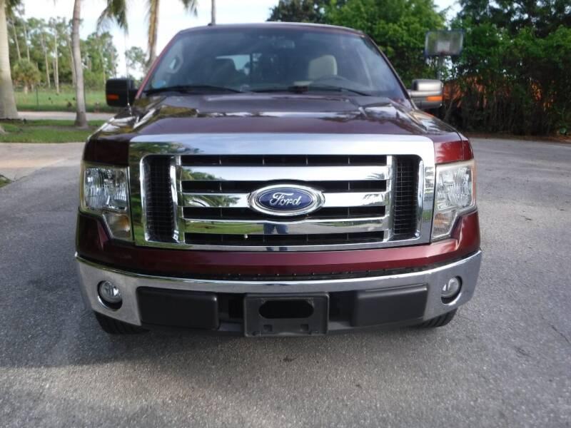 2009 Ford F-150 for sale at Seven Mile Motors, Inc. in Naples FL