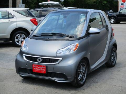 2013 Smart fortwo for sale at Bill Leggett Automotive, Inc. in Columbus OH