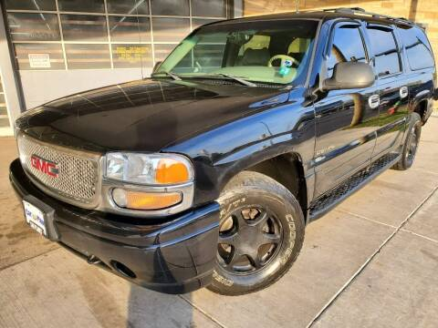 2002 GMC Yukon XL for sale at Car Planet Inc. in Milwaukee WI