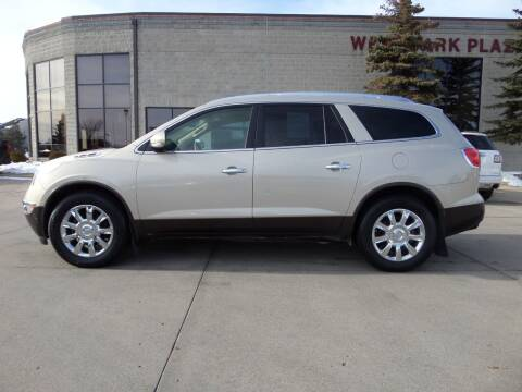 2012 Buick Enclave for sale at Elite Motors in Fargo ND