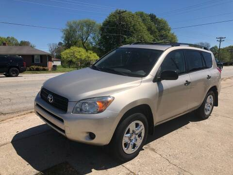 2007 Toyota RAV4 for sale at E Motors LLC in Anderson SC