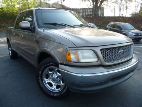 2001 Ford F-150 for sale at Wade Hampton Auto Mart in Greer SC