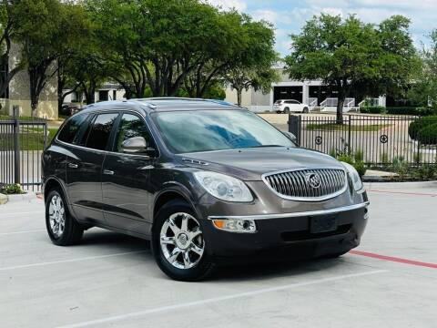 2009 Buick Enclave for sale at Texas Drive Auto in Dallas TX