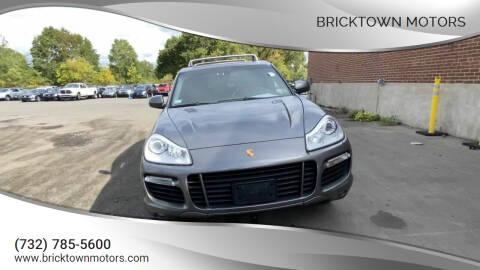 2008 Porsche Cayenne for sale at Bricktown Motors in Brick NJ