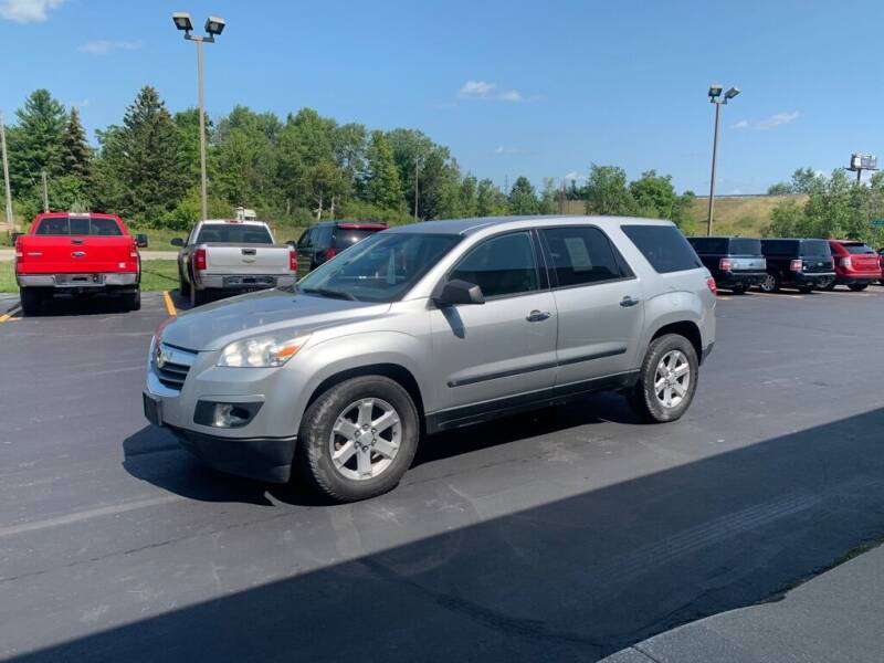 2008 Saturn Outlook for sale at Hilltop Auto in Clare MI