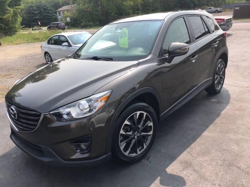 2016 Mazda CX-5 for sale at Maroun's Motors, Inc in Boardman OH