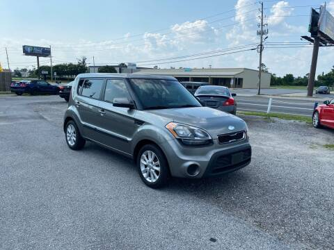 2013 Kia Soul for sale at Lucky Motors in Panama City FL