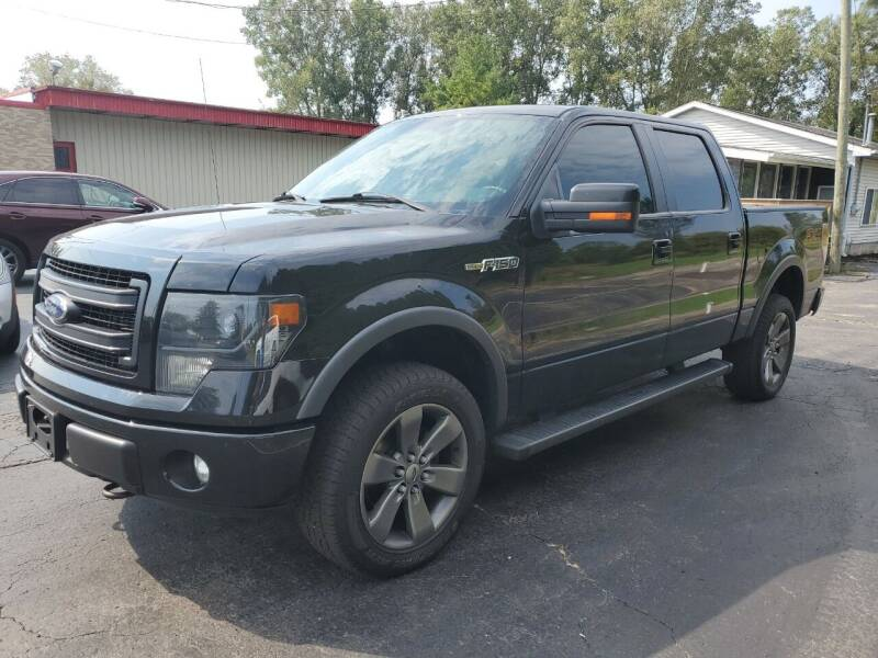 2014 Ford F-150 for sale at Drive Motor Sales in Ionia MI