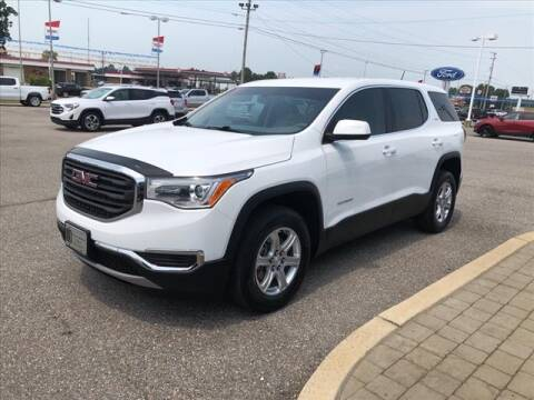 2018 GMC Acadia for sale at Herman Jenkins Used Cars in Union City TN