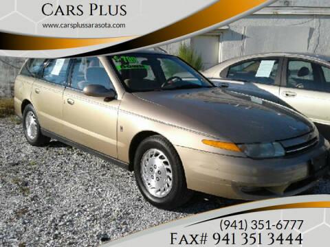 2000 Saturn L-Series for sale at Cars Plus in Sarasota FL