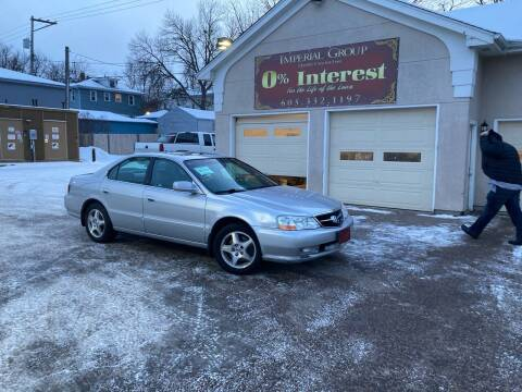 2003 Acura TL for sale at Imperial Group in Sioux Falls SD