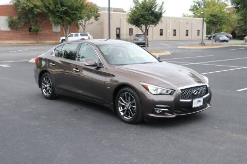 2017 Infiniti Q50 for sale at Auto Collection Of Murfreesboro in Murfreesboro TN