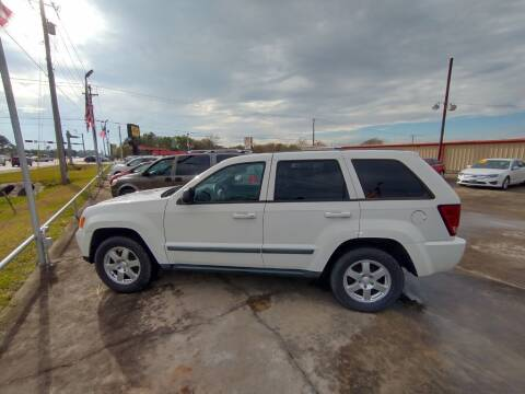 2008 Jeep Grand Cherokee for sale at BIG 7 USED CARS INC in League City TX