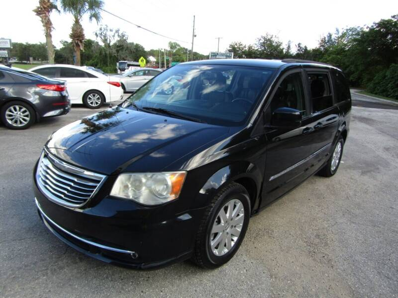 2014 Chrysler Town and Country for sale at S & T Motors in Hernando FL