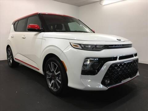 2020 Kia Soul for sale at Champagne Motor Car Company in Willimantic CT