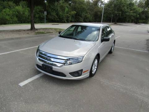 2010 Ford Fusion for sale at ACH AutoHaus in Dallas TX
