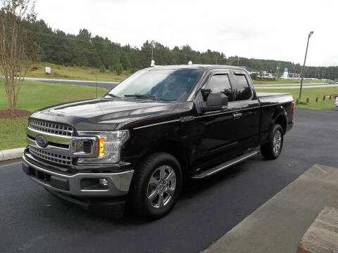2018 Ford F-150 for sale at Anderson Wholesale Auto in Warrenville SC