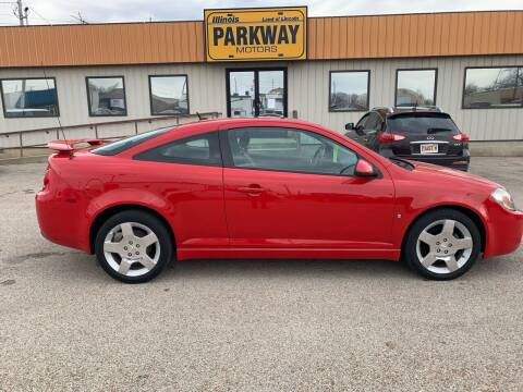 2009 Chevrolet Cobalt for sale at Parkway Motors in Springfield IL