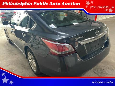 2013 Nissan Altima for sale at Philadelphia Public Auto Auction in Philadelphia PA