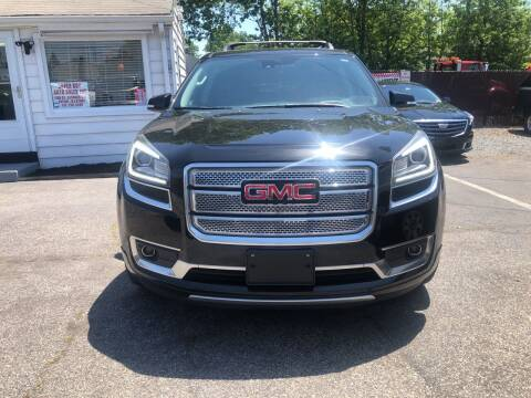 2016 GMC Acadia for sale at SuperBuy Auto Sales Inc in Avenel NJ