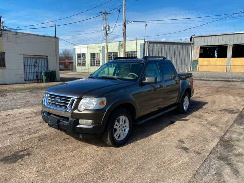 2008 Ford Explorer Sport Trac for sale at Memphis Auto Sales in Memphis TN