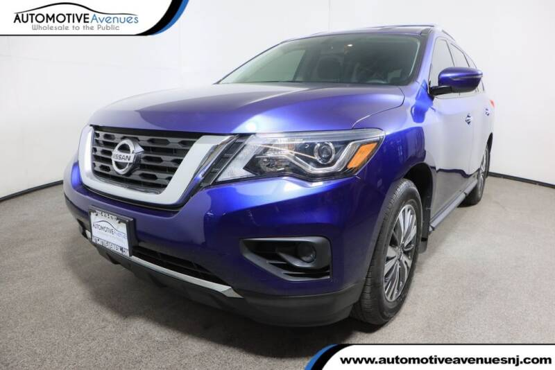 2019 Nissan Pathfinder for sale in Wall Township, NJ