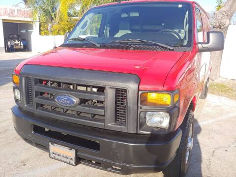 2014 Ford E-Series Cargo for sale at Autos by Tom in Largo FL