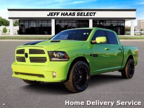 2017 RAM Ram Pickup 1500 for sale at JEFF HAAS MAZDA in Houston TX